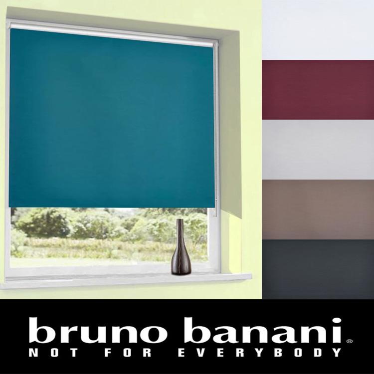 rollo bruno banani klemmfix verdunkelung thermo sonnenschutz blickdicht easyfix ebay. Black Bedroom Furniture Sets. Home Design Ideas